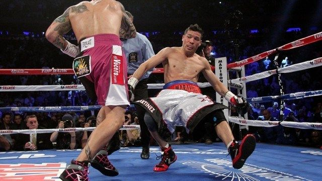 Miguel Cotto dominates in TKO win over Sergio Martinez Saturday in NYC | Communities Digital News