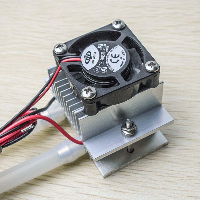 DIY ice box Making Refrigerator Learning Educational Electronic kit toy //Price: $US $28.00 & FREE Shipping //     #toyz24