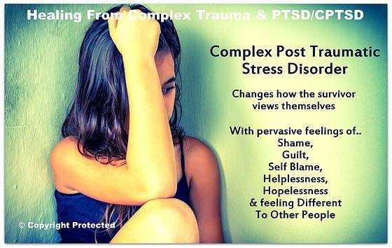 post traumatic stress disorder ptsd complex trauma complex post traumatic stress disorder PTSD CPTSD ptsd cptsd