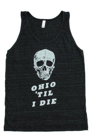 Men's Ohio 'Til Tank