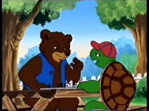 """Franklin la tortue en français """"Franklin a le hoquet"""""""