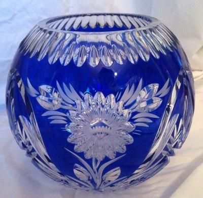 17 Best Images About Crystal On Pinterest Jars Rose