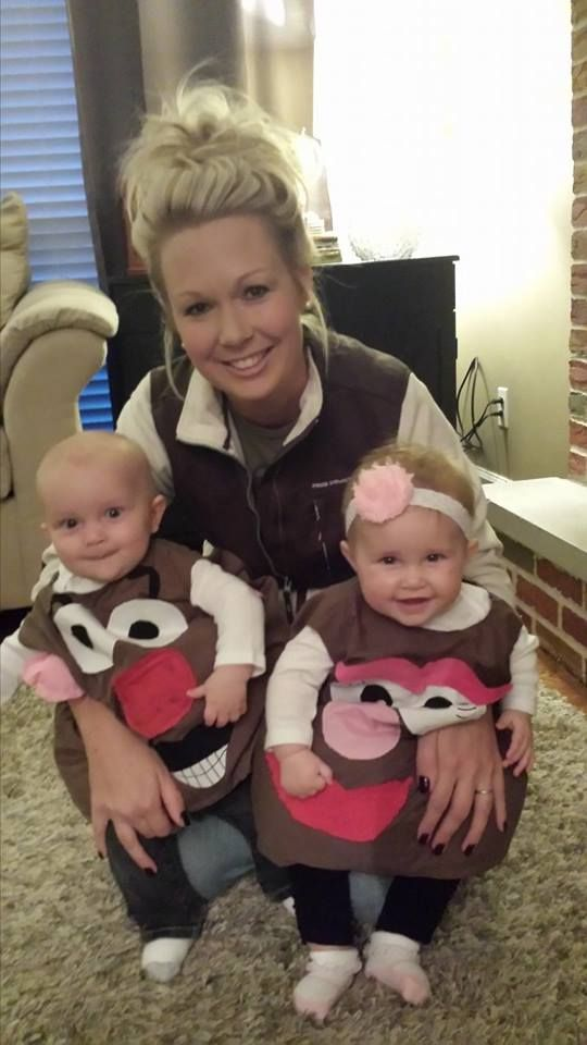halloween ideas for twins