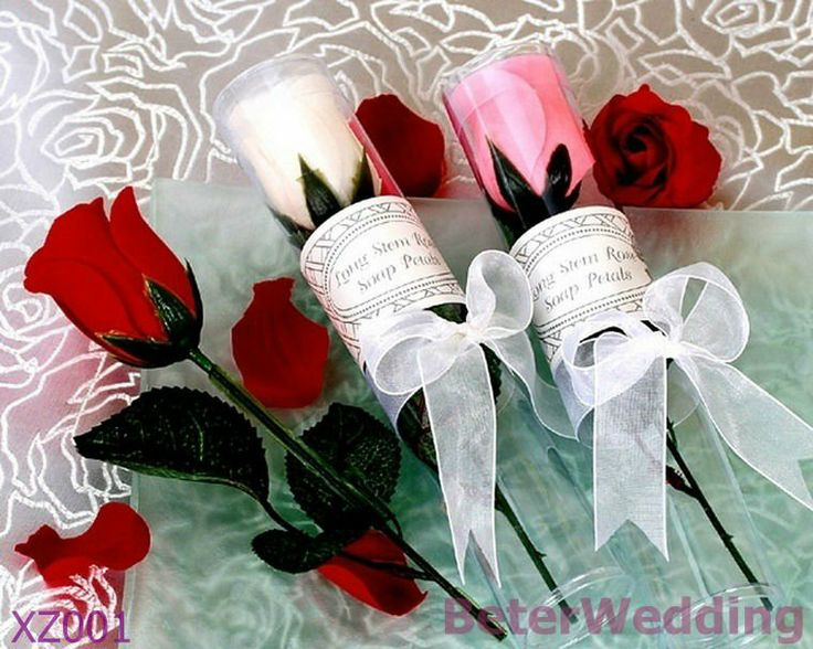 Aliexpress.com : Buy Long Stemmed Rose folower Soap XZ001 Wedding Gift, Wedding Souvenir, Wedding Favor@BeterWedding Wholesale from Reliable folower Soap suppliers on Shanghai Beter Gifts Co., Ltd. $16.00