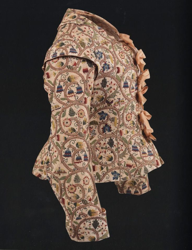 1615 - Embroidered waistcoat