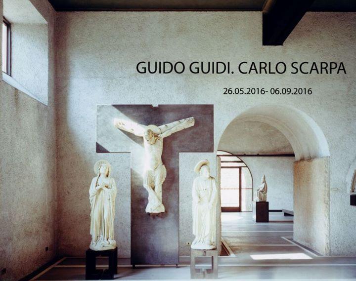 """Visita Guidata Alla Mostra """"guido Guidi. Carlo Scarpa"""" 2.6"""