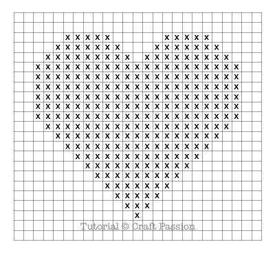 Stricken Sie ein Herz – Free Knitting Patterns #k…