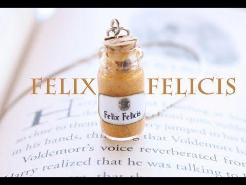 Felix Felicis : Harry Potter Potion Ep. # 5