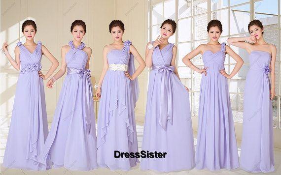 Hey, I found this really awesome Etsy listing at https://www.etsy.com/listing/159505187/lilac-bridesmaid-dress-purple-bridesmaid