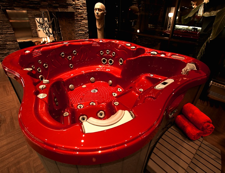 Red Amore Bay Limited Holiday Edition Spas D1 Clerc