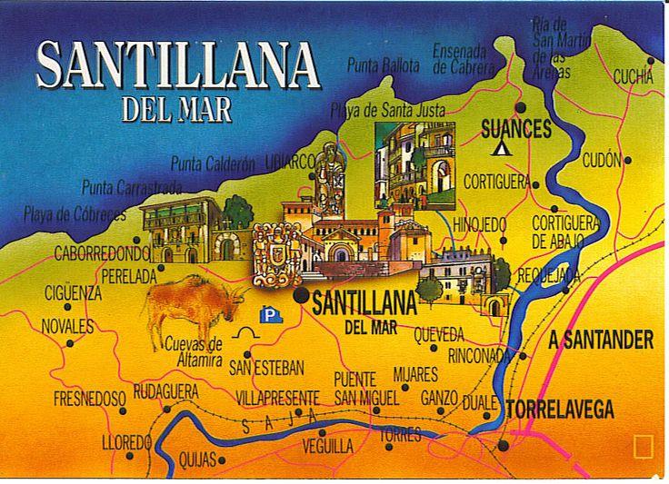 Santillana del Mar - Cantábria, España