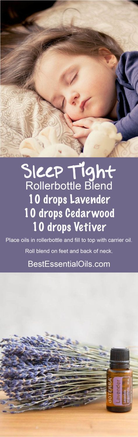 doTERRA Sleep Blend Sleep Tight