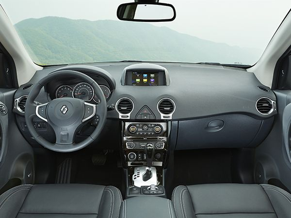 Renault Koleos. Photo by Renault