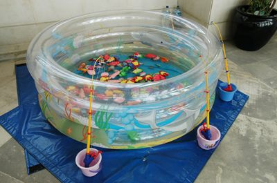 17 best images about cole 39 s bday party on pinterest one for Kids fishing game
