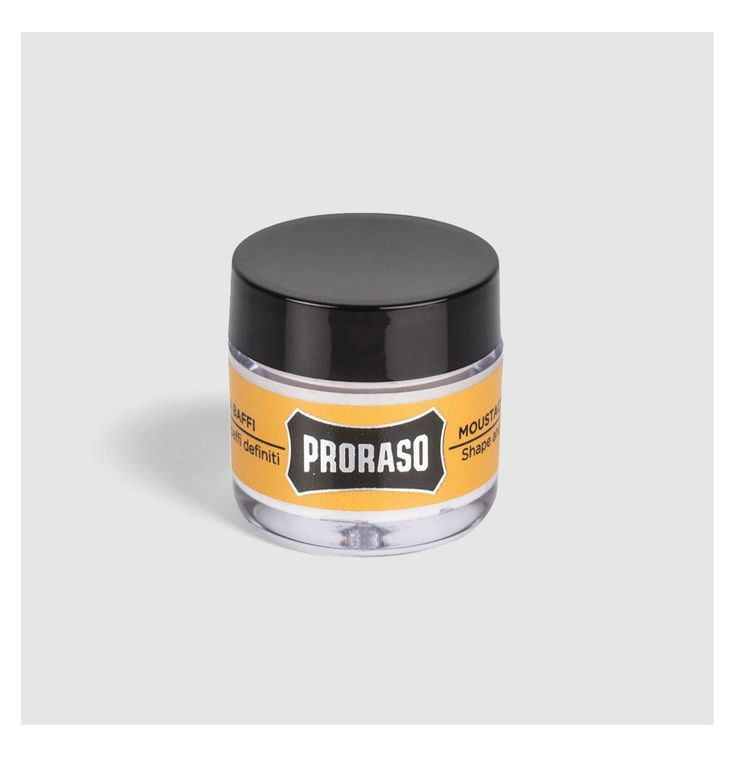Proraso Moustache Wax | Wood and Spice | 15ml - The Project Garments