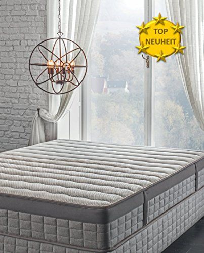 matratze boxspring taschenfederkern gel 30cm anpassungsfhige multifeder deckt h2 h3 h4 ab neue. Black Bedroom Furniture Sets. Home Design Ideas