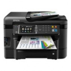 Equipo multifunción EPSON WorkForce WF-3640DTWF