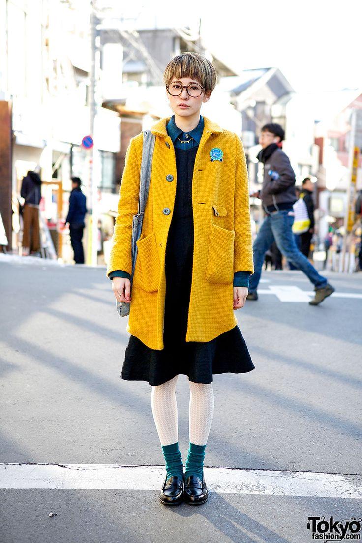 #streetstyle #fashion #outfit #style  Didizizi mustard coat