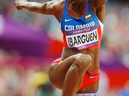 Catherine Ibarguen, orgullo colombiano!