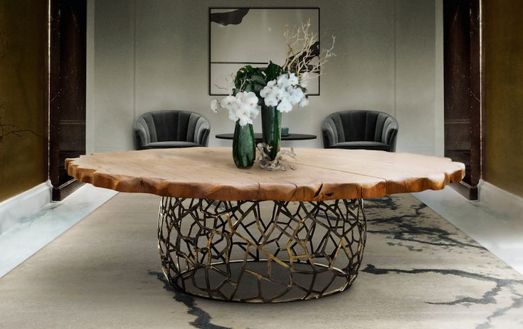 Best 25 wooden dining tables ideas on pinterest wooden for Creative dining room table ideas