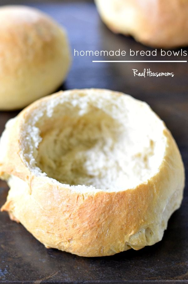 Best 25+ Homemade bread bowls ideas on Pinterest | Bread ...