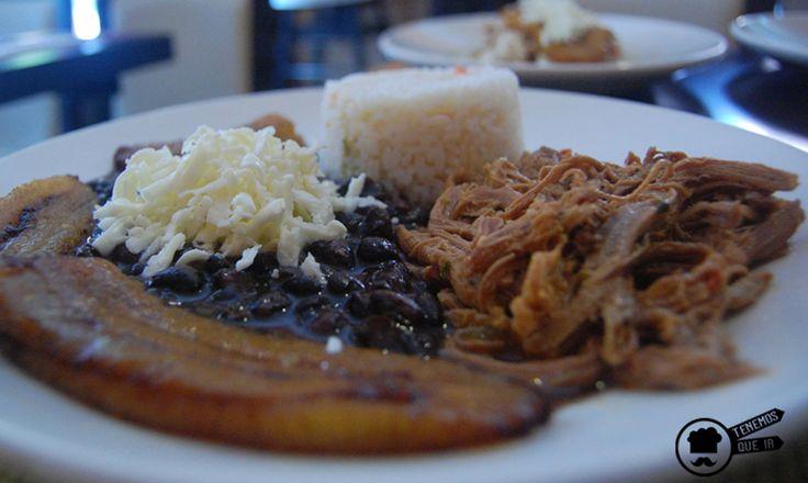 Pabellón Criollo  El Güero Tenemosqueir Restaurante Venezolano