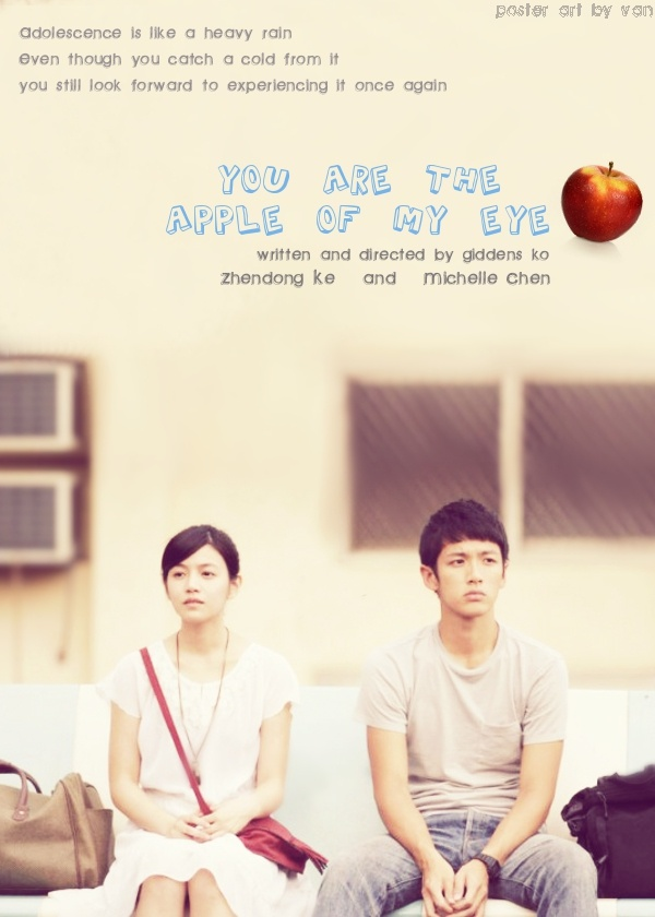 You are the Apple of My Eye (Taiwan) - usual RomCom formula with the not so usual but so real ending! I love the honest and real portrayal of how adolescent boys behave - not the squeaky clean Mario Maurer type! Plus, it was set during the 90's! Fun, nostalgic and bittersweet!