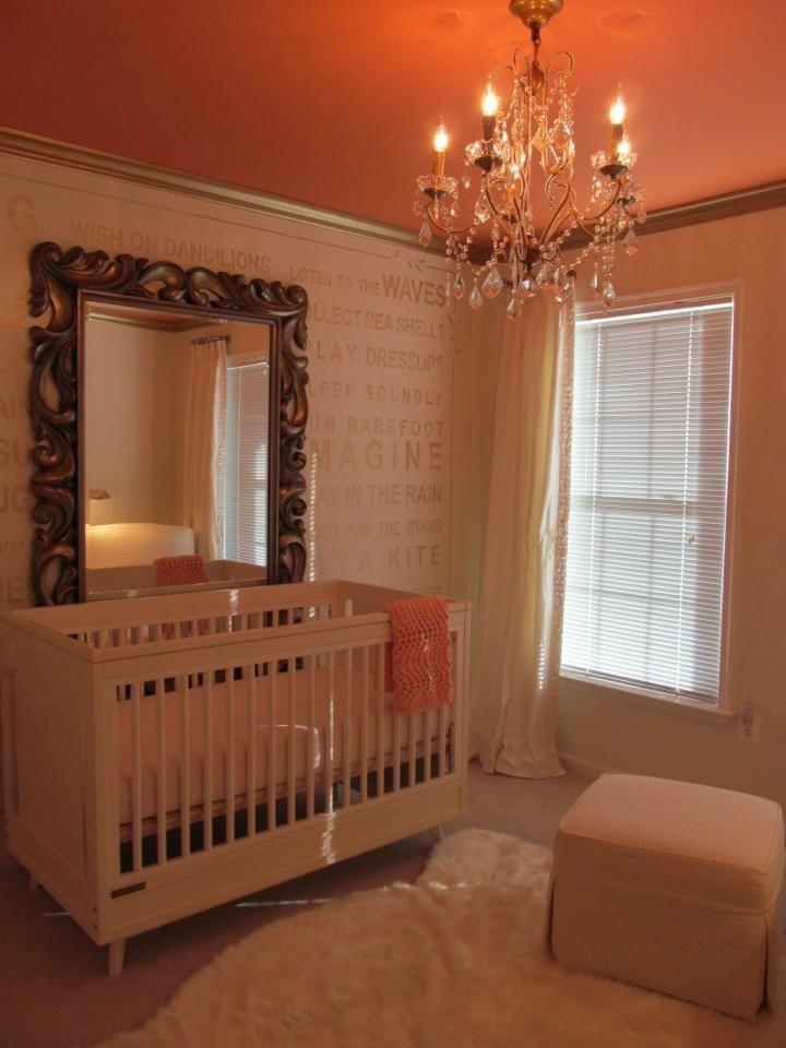 My First Grandchild's Nursery