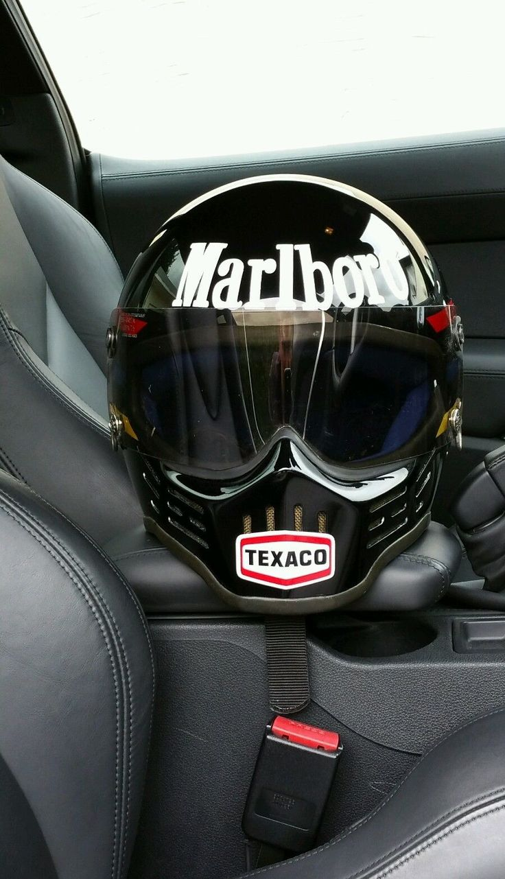 Bell custom 500 gloss black vintage low profile helmet chopper harley - Vintage James Hunt Simpson F1 Race Helmet 1979 Ebay