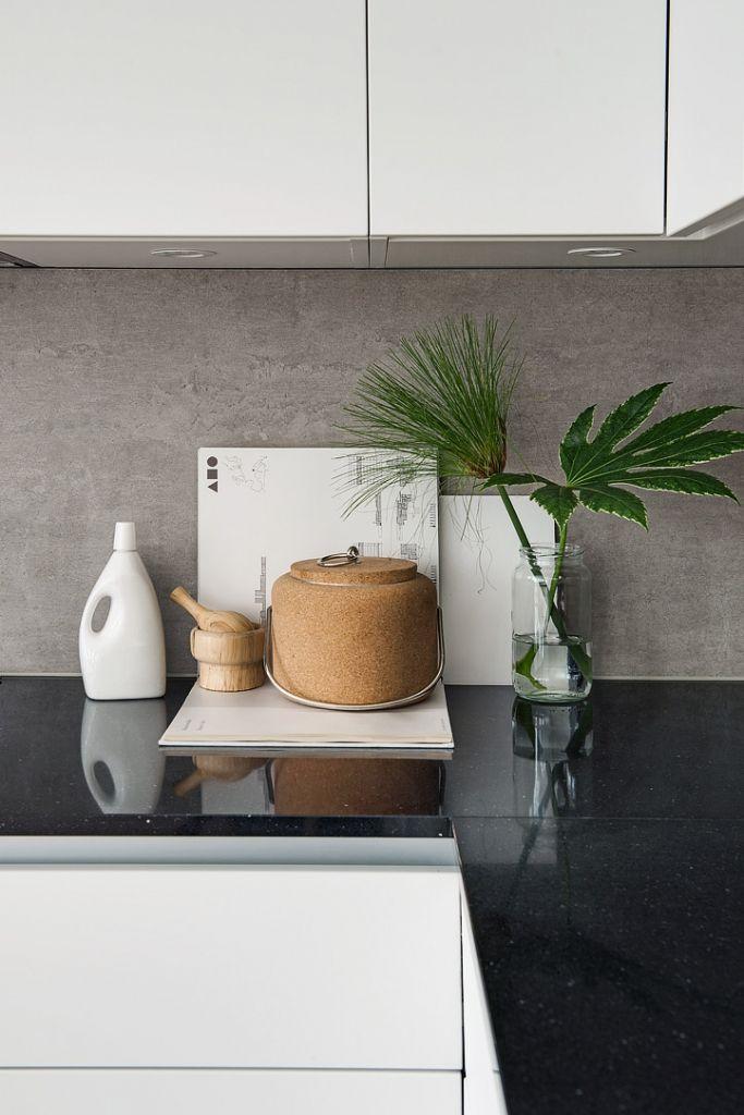 Die besten 25+ Minimalistische küchen arbeitsplatten Ideen auf - arbeitsplatte küche verbinden