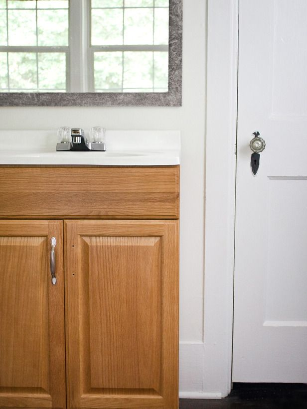 16 best wall vinyl ideas images on pinterest wall vinyl for Bathroom cabinets update ideas