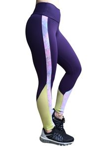 CAJUBRASIL 4531 Sexy Leggings Brazilian Positive Purple