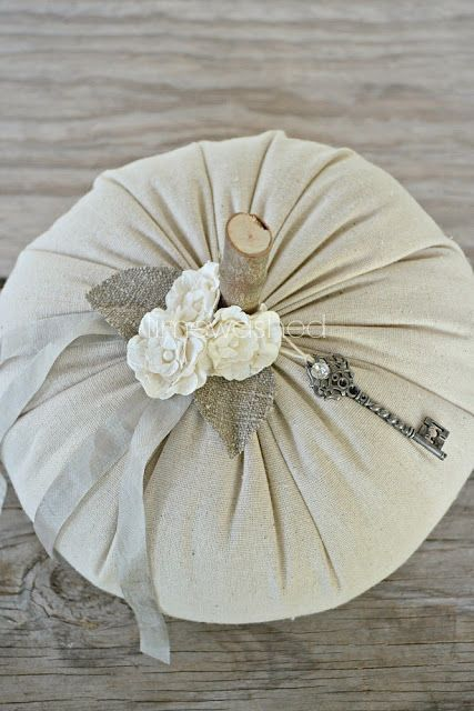 TIMEWASHED: Rustic and Wonderful!love this, only add my muslin flowers to it.