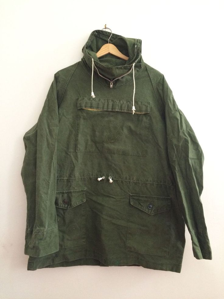 1960's Blacks of Greenock Ventile Anorak.