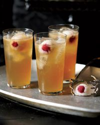 Dark and Stormy Death Punch // More Cocktails for the Highball Glass: http://www.foodandwine.com/slideshows/cocktails-for-the-highball-class #foodandwine