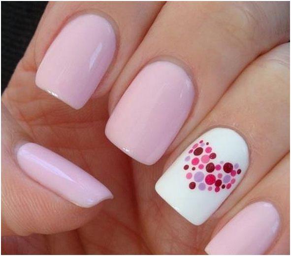 Ślubne wzorki na paznokcie - GALERIA