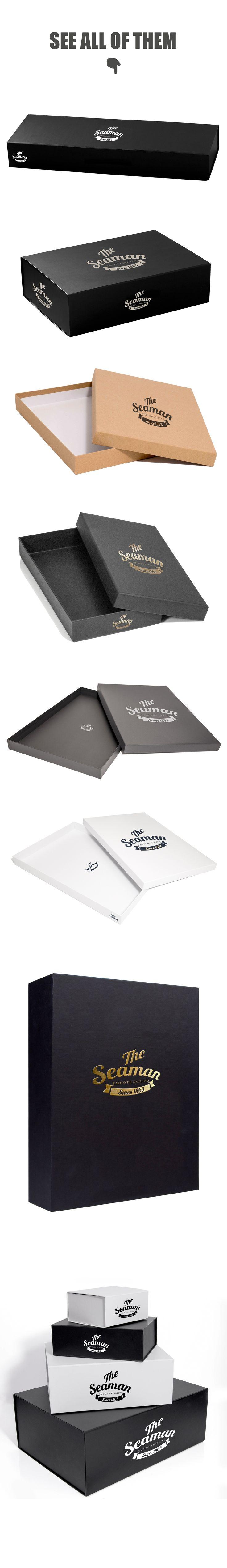 White apron mockup free - 8 Elegant Box Mockups By Limedot On Creative Market