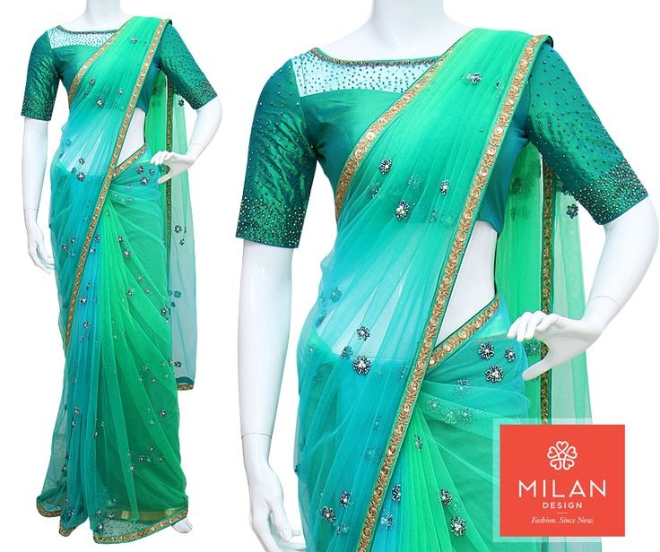 Being well dressed is a beautiful form of politeness.. ‪#‎MilanDesign‬ Presents ‪#‎ShadedDesignerFabric‬ Saree with beads and handwork. #‎milanfashionsarees‬ ‪#‎milansilksarees‬ ‪#‎milanfabricsarees‬ ‪#‎Milandesignersarees‬ ‪#‎Milansarees‬ ‪#‎Milandesignsarees‬