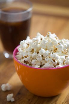 History of Popcorn - Inquiring minds want to know.....