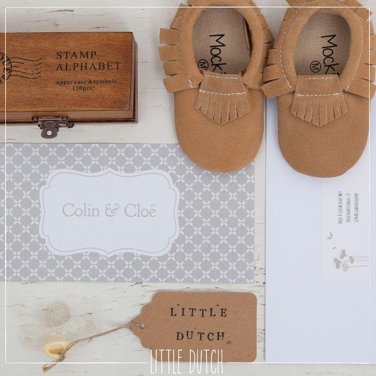 Little Dutch Sweet beige  #littledutch #little #dutch  #geboortekaartje #birthannouncement #card #twins #tweeling #liefleukeneigen @LiefLeukenEigen