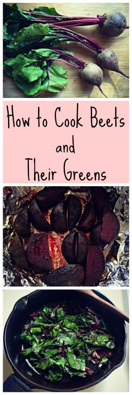 CSA Box Veggies: How to Cook Beets and Their Greens~ A simple recipe for the tastiest beets you've ever had! www.growforagecookferment.com