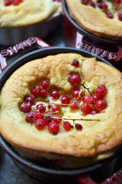 Red Currant Clafoutis Recipe