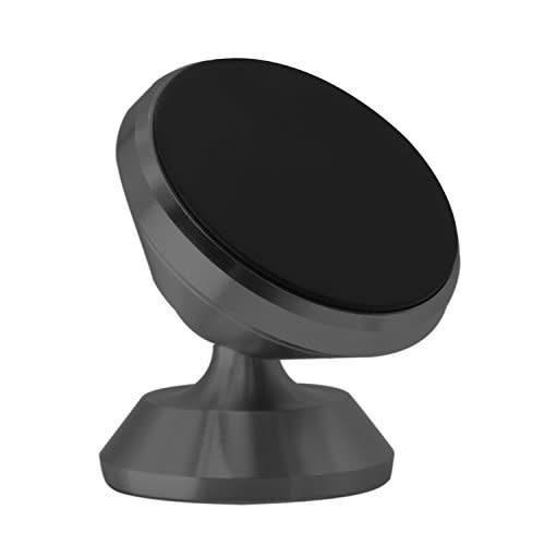 $6.40 (42% Off) on LootHoot.com - Phone Holder for Car Universal Magnetic Cell Phone Mount Mobile Phone Car Seat Mount Bracket with 3m Traceless Rubber for Any Smart Phone GPS iPhone 6/6S/7/7Plus Samsung Galaxy s5/s6/s7 Edge Black