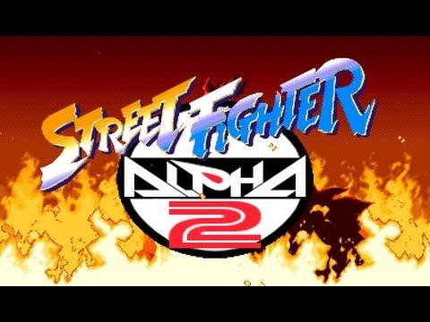 🎮 Street Fighter Alpha 2 1996 Let's Play 🎮