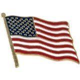 USA Flag Lapel Pin Standard - Flag A-Series 3 with Longer Pole by US Flag Store. $3.20. Longer Pole. Low Cost Shipping Available!. Gold Metal Lacquered Design and Clutch Pin. USA Flag Lapel Pin. A high quality American flag lapel pin, with an all gold metal lacquered design and a clutch pin. Longer Pole. We also offer flag lapel pins for all US States, all branches of the US Military & the most popular International countries including Canada, Texas, Mexico and the UK.