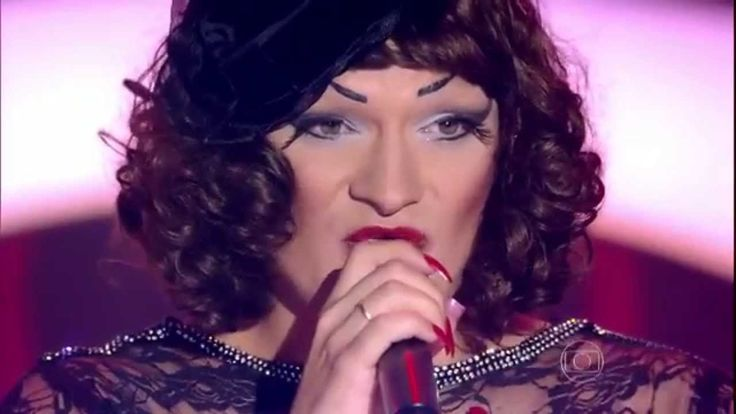 """The Voice Brasil 2014 Blind Audition - Deena Love: """"Calling You"""""""