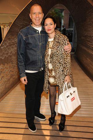 James & Bianca Jebbia #Supreme