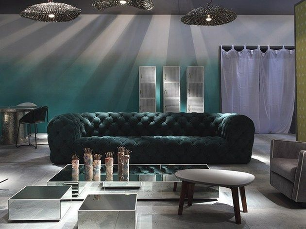 Chester Moon by Baxter - Leather Sofa Extraordinaire