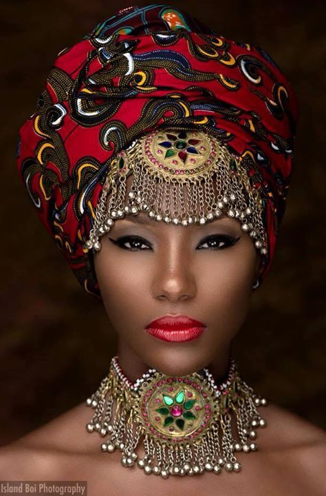 @PinFantasy - Its African inspired.