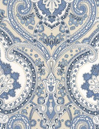 Castlehead Paisley wallpaper - Ralph Lauren